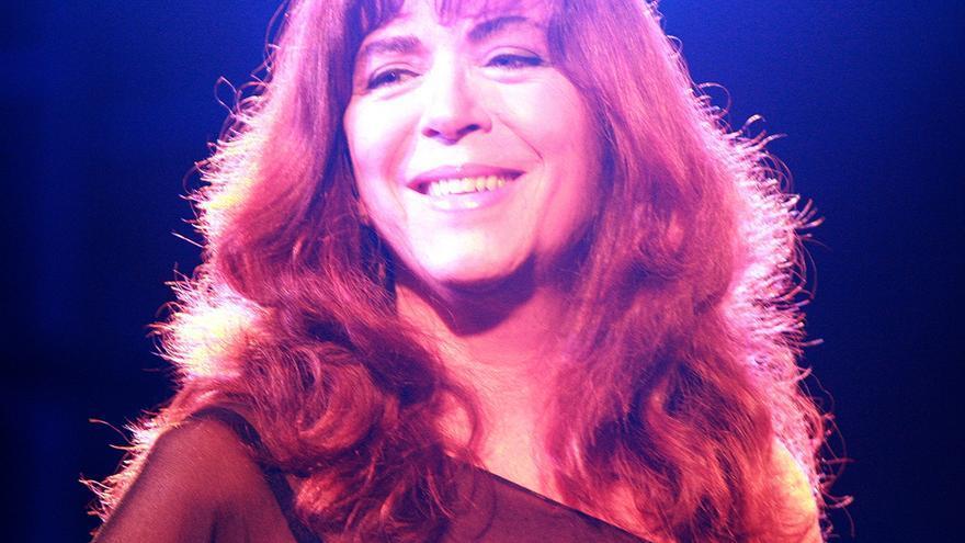 Maria del Mar Bonet llega a Sagunt a Escena con 'Les dones canten a la Mediterrània'