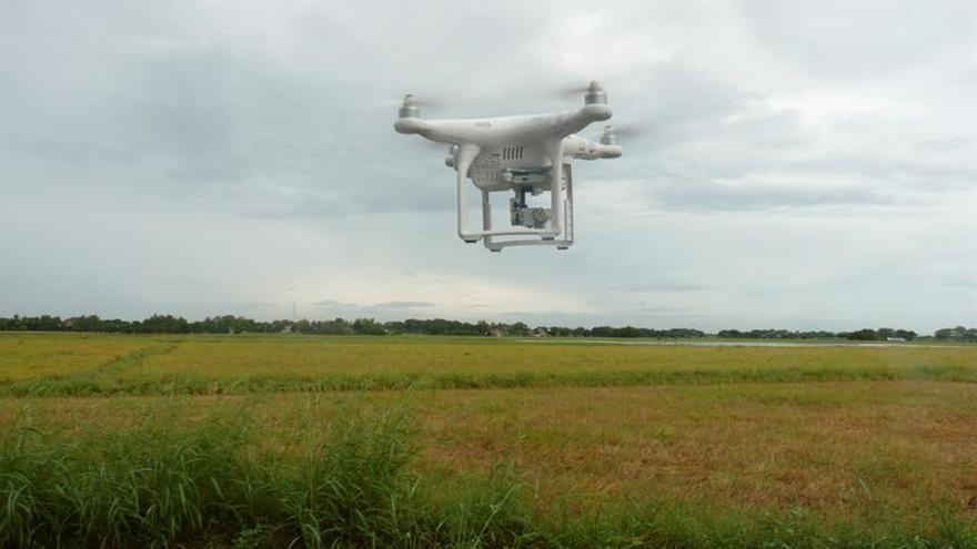 Río Tinto planea usar drones para vigilar la vida privada de sus trabajadores