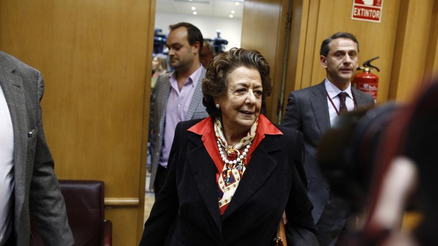 """El Senador de Compromís Carles Mulet califica de """"indecente"""" la reelección de Rita Barberá como senadora"""