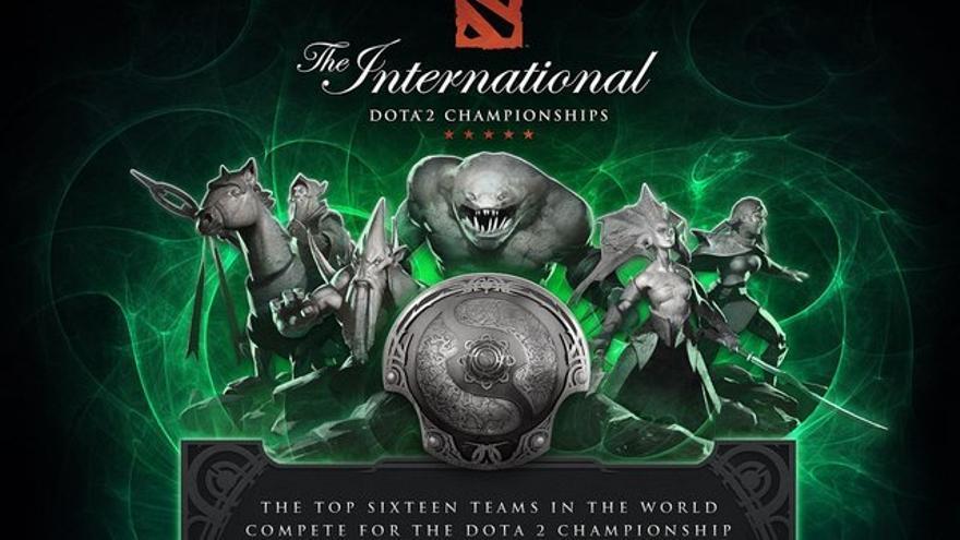 Dota 2 Torneo Internacional 8º de final