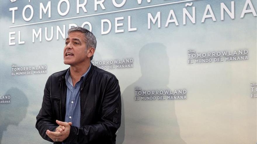 Clooney: España, Italia y Grecia no han perdido su encanto pese a la crisis