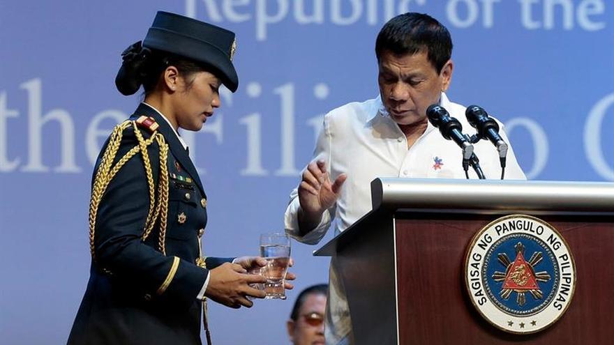 Filipinas resta importancia a la petición de la ONU de investigar a Duterte