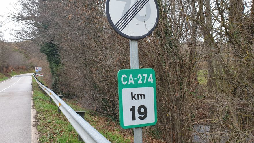 Carretera de Cantabria
