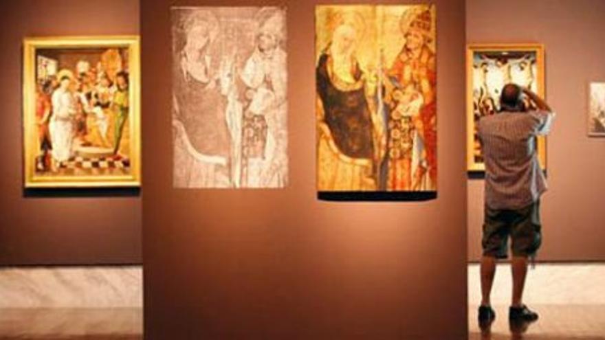 Interior del Museo San Pío V. Foto: Museo de Bellas Artes de Valencia