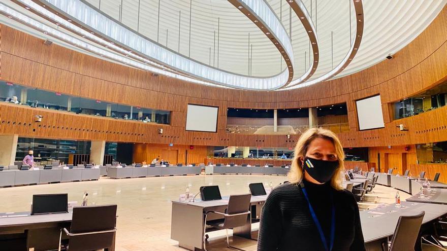 Vanoostende considera que el cambio de postura del comisario europeo abre una vía de solución al POSEI