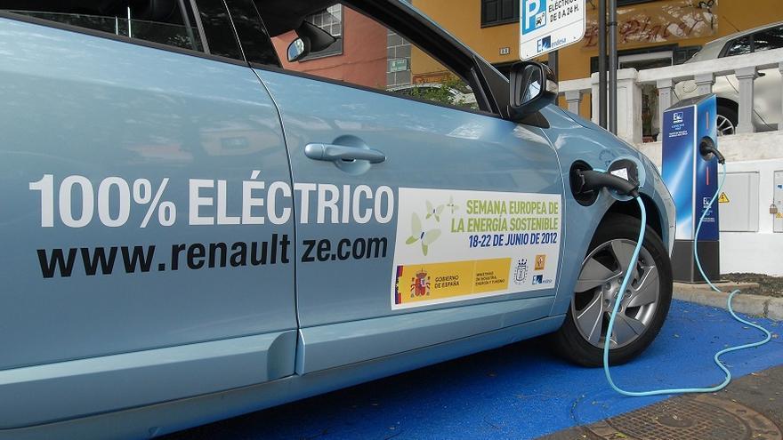 Vehículo eléctrico El Hierro