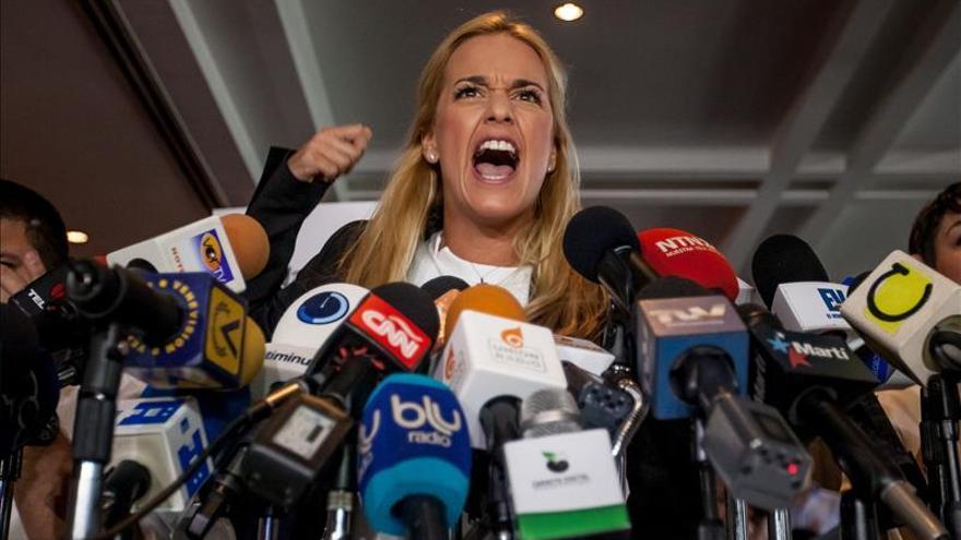 Esposa de López asegura que Felipe González visitará Venezuela el 1 de junio