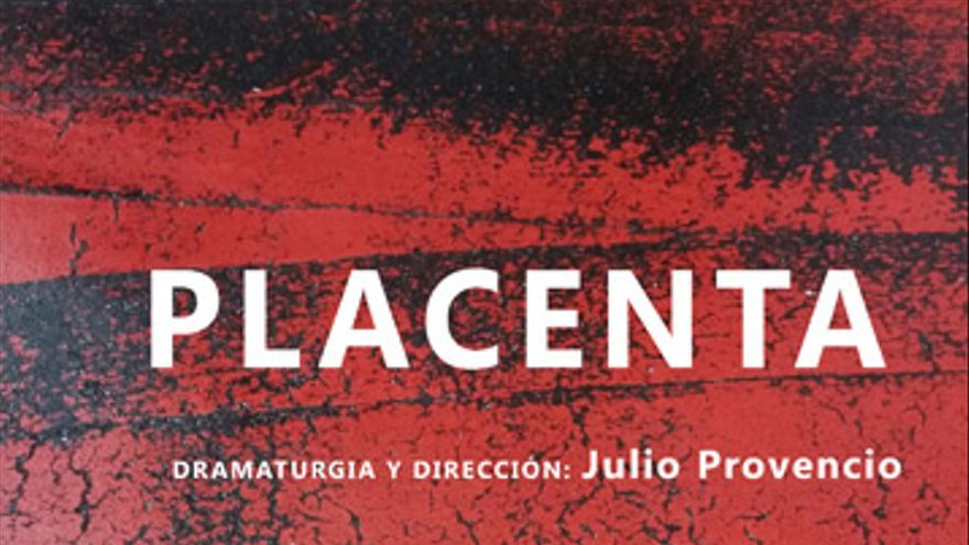 Cartel de 'Placenta'