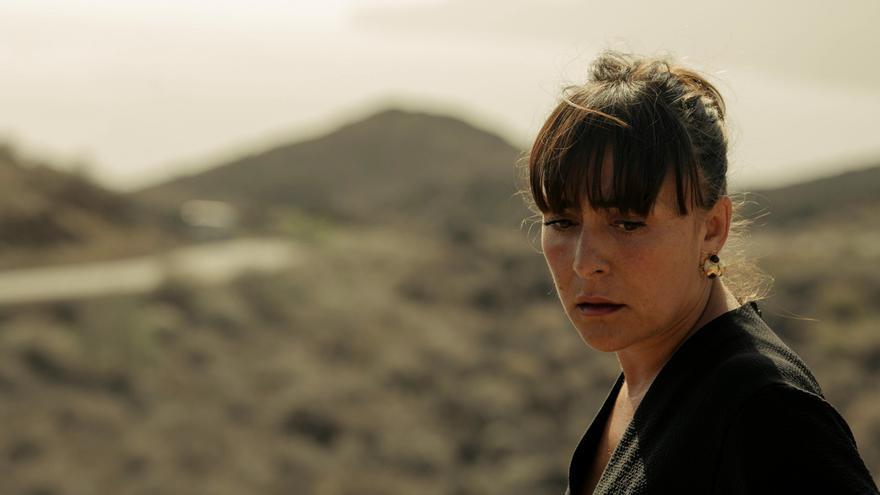 Candela Peña, en una escena de la temporada 2 de 'Hierro'
