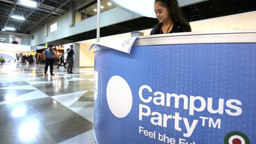 """Jalisco Campus Party, un """"encuentro de talento"""" que reunirá a 25.000 jóvenes"""