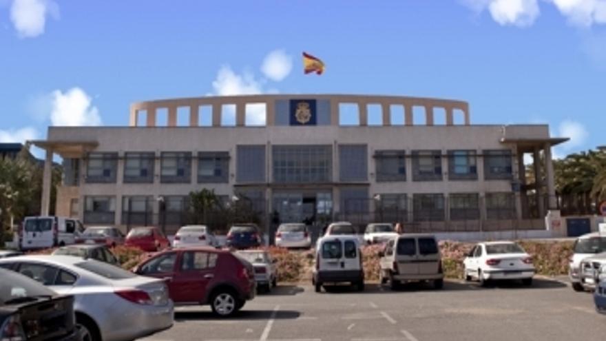 Comisaría de la Policía Nacional en Telde