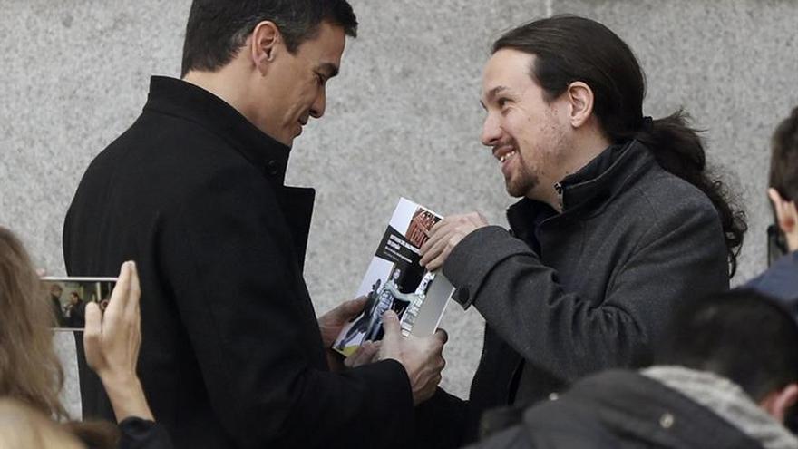 """Sánchez sobre renuncia de Iglesias: """"Él se propuso solo y él se excluye solo"""""""