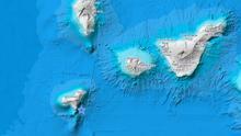 Terremotos registrado en las últimas horas en Canarias