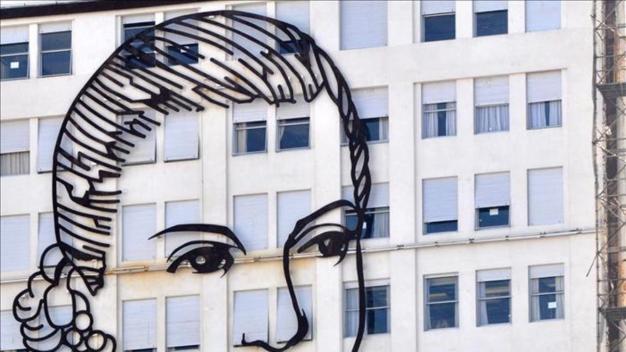 El lado humano de la mítica Evita Perón llega a Brasil con exposición de arte