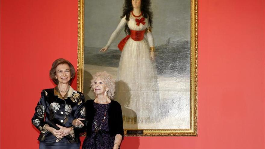 El Ayuntamiento de Madrid ingresó 110.000 euros con la exposición de la Casa de Alba