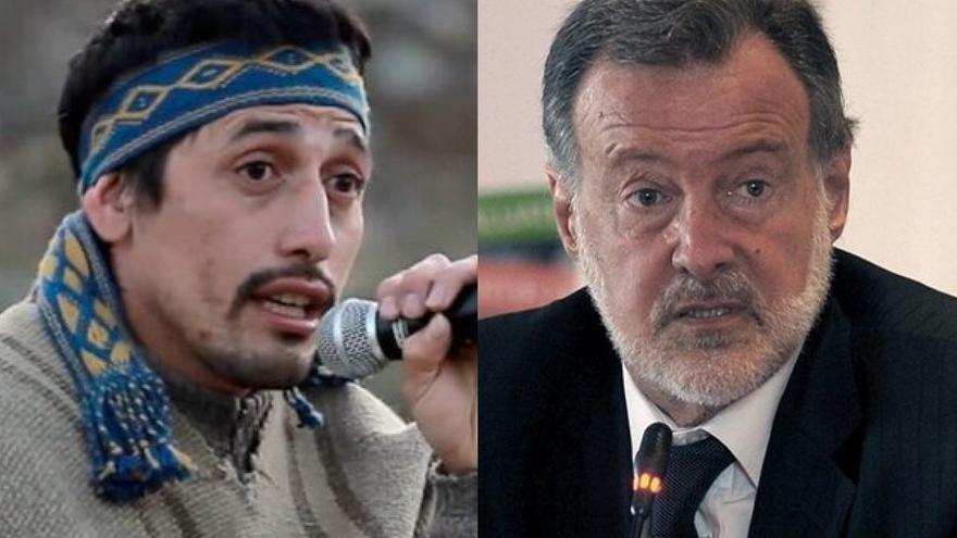 El embajador Bielsa defendió su intervención en una audiencia en Chile por la libertad de Jones Huala