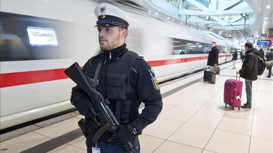Operación policial en Alemania para buscar a Salah Abdeslam en este del país