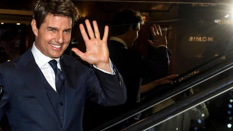 """Tom Cruise tiene el tobillo roto y """"Mission Impossible 6"""" detiene su rodaje"""