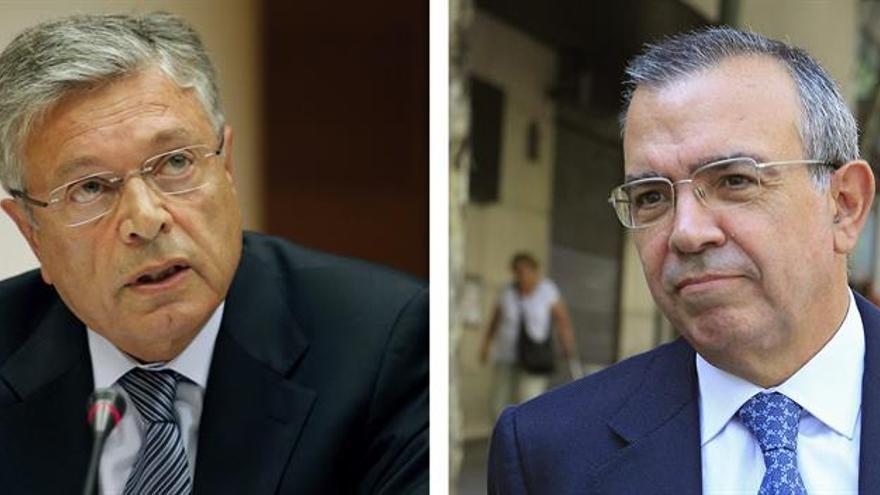 La Fiscalía pide 4 años de cárcel para el expresidente y el exdirector de la CAM