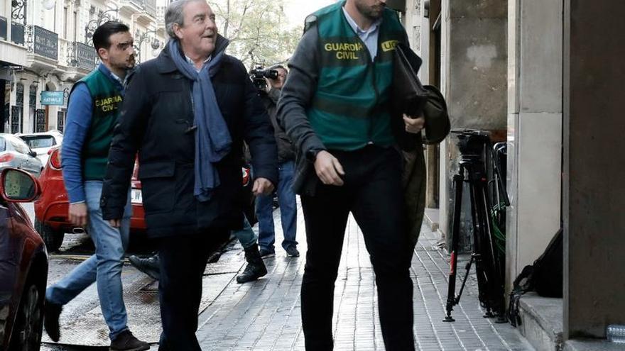La jueza deniega la personación del Ayuntamiento de Valencia en el caso Azud