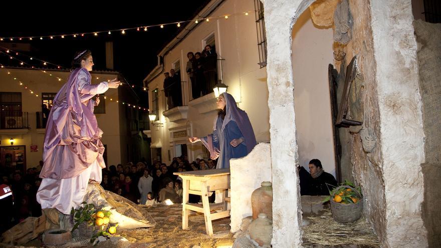 Cabalgata de Higuera de la Sierra, en Huelva. / Antonio J. de la Cerda / Tres Pixels
