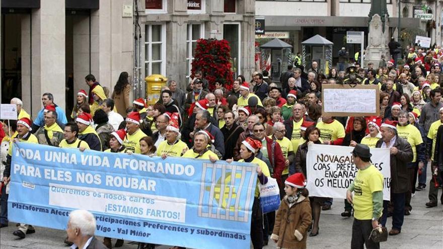 Un juez obliga a NCG a devolver 549.000 euros a un preferentista