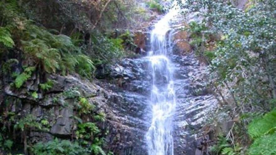 Chorro de Los Navalucillos, en los Montes de Toledo / Áreas Protegidas de Castilla-La Mancha