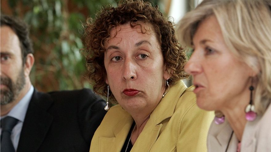 Lucía Martínez Odriozola presidenta Asociación Periodistas Vascos