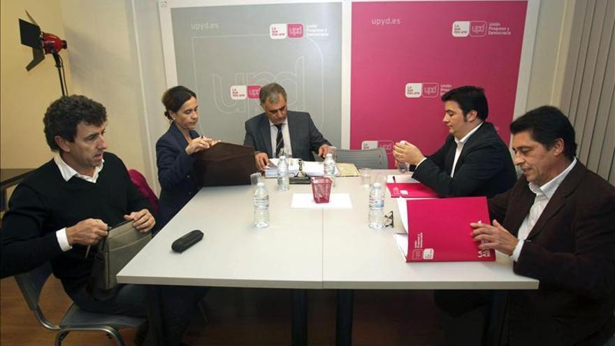 UPyD rompe las negociaciones presupuestarias con el PSOE en Asturias