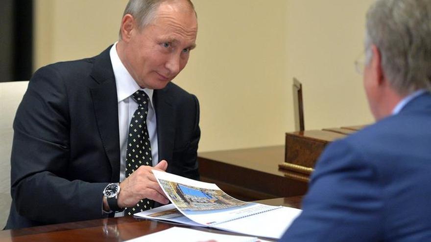 Rusia desarrolla armas basadas en nuevos principios físicos, revela Putin