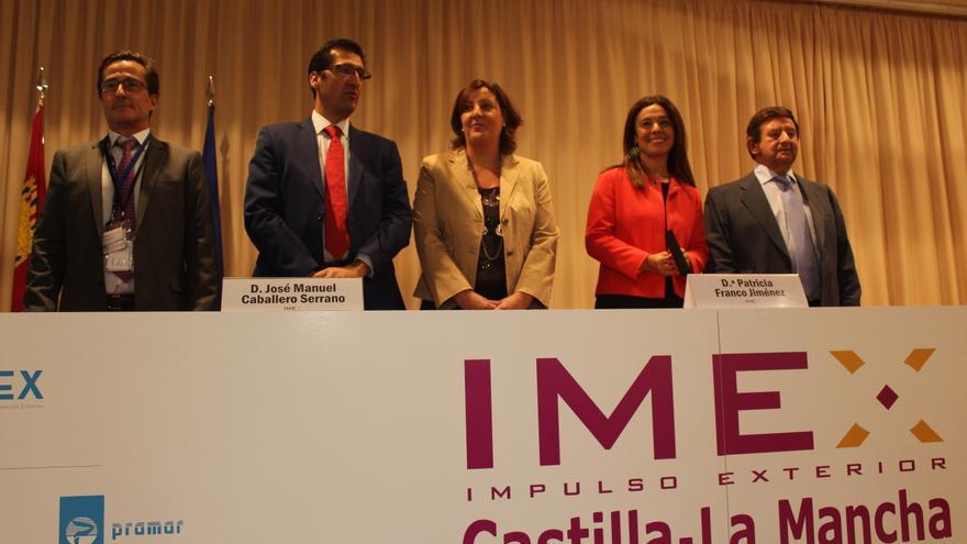 Inauguración de la Feria IMEX Impulso Exterior en Ciudad Real / JCCM
