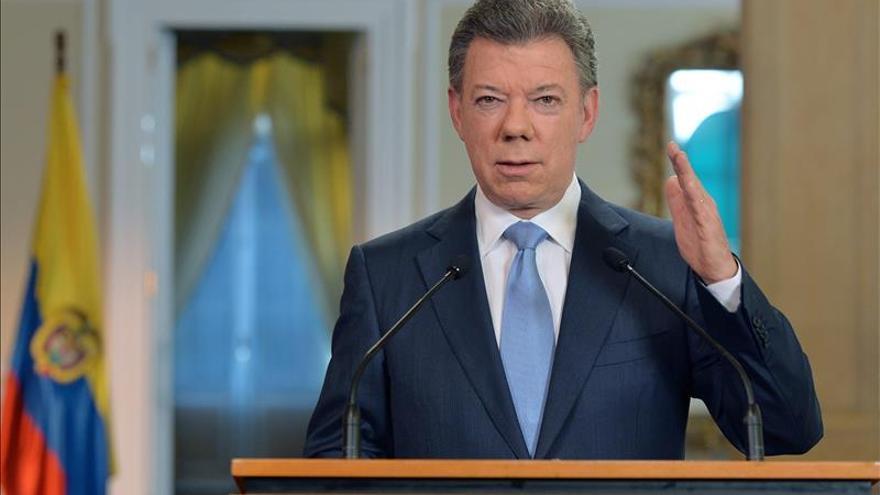 Colombia celebra el acuerdo politico alcanzado con las FARC en Cuba
