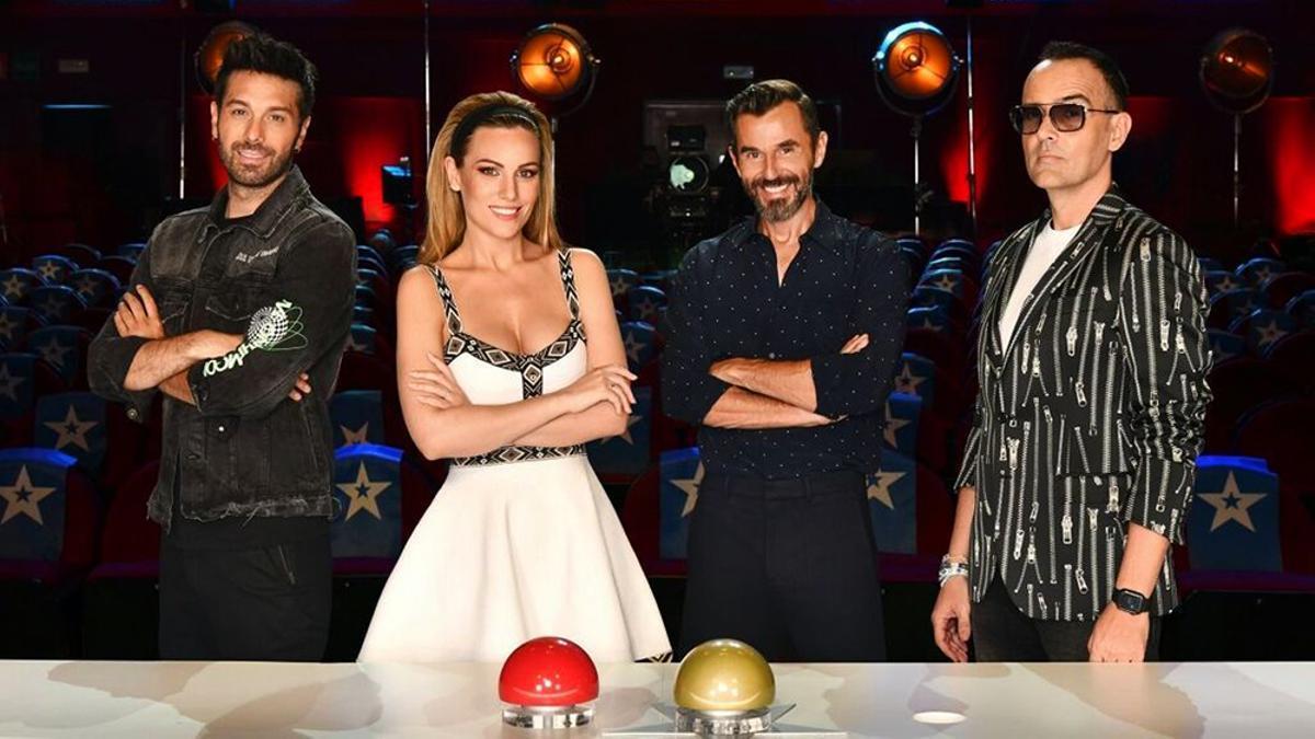 El equipo de 'Got Talent', en una imagen de la sexta edición