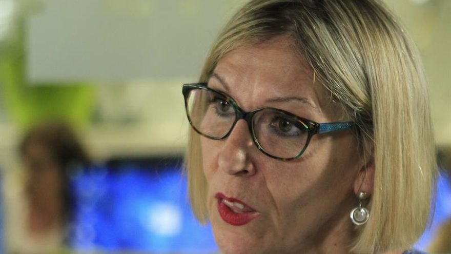 """Una eurodiputada compara a Puigdemont con Norman Bates y ve el procés """"embalsamado"""""""
