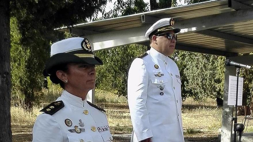 Ana Betegón, primera mujer al mando de una unidad del Ejército del Aire