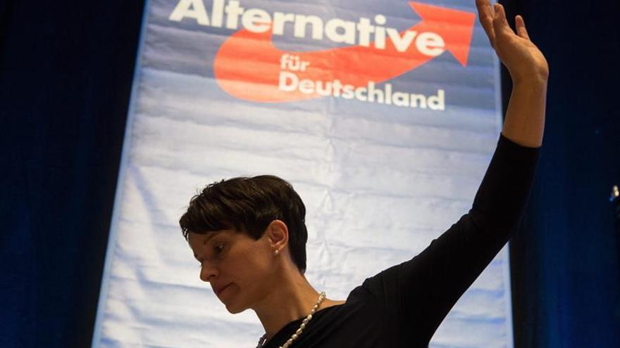 Prosigue el descenso de los ultraderechistas de la AfD alemana en las encuestas