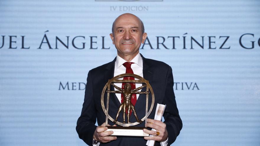 Miguel Ángel Martínez-González.