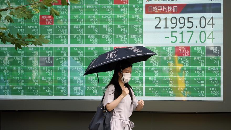 El Nikkei sube un 0,72 % impulsado por el avance de las tecnológicas.