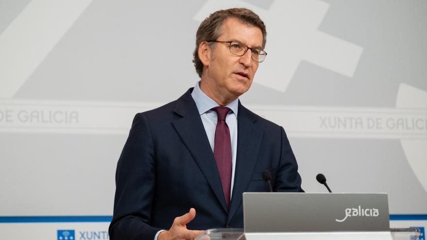 """Feijóo ve """"ridículo"""" cuestionar el envío de material sanitario a Madrid: """"Lo volveríamos a hacer"""""""