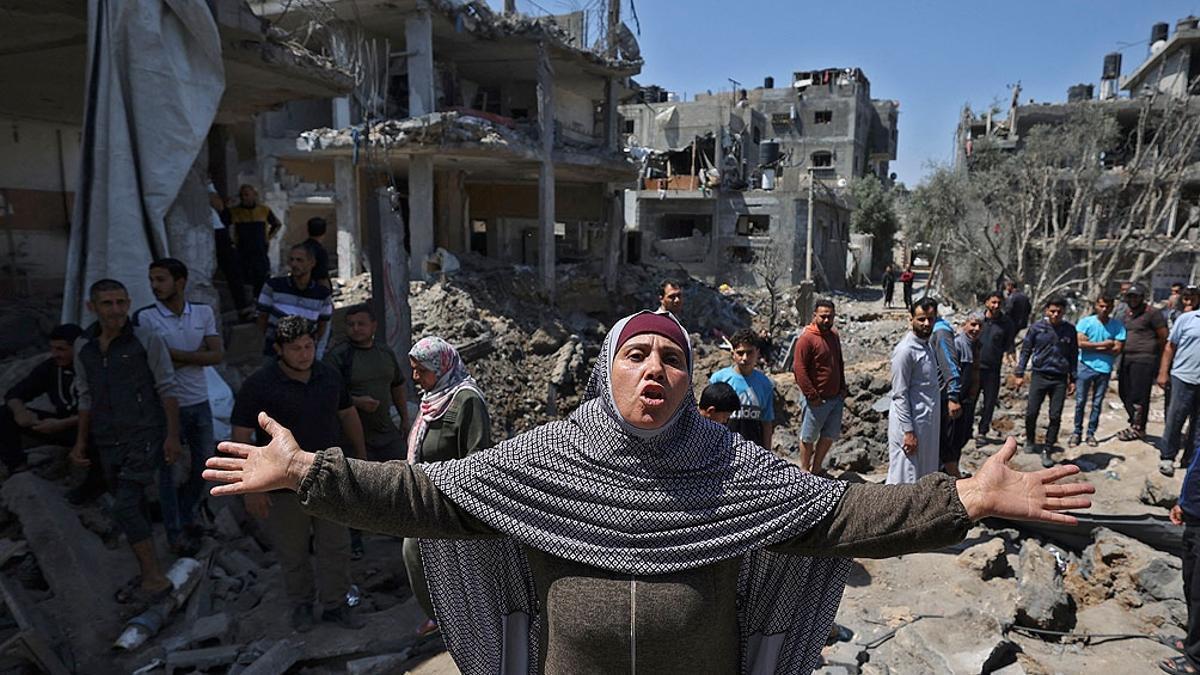 Israel lanzó fuertes ataques de artillería en Gaza