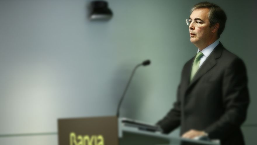 Bankia descarta que el caso de las tarjetas 'B' influya en la privatización de la entidad