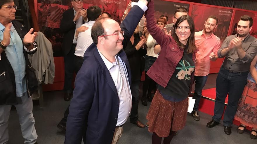 La Gestora del PSOE no asistirá al XIII congreso del PSC, al que sí acudirán 'barones' afines a Sánchez