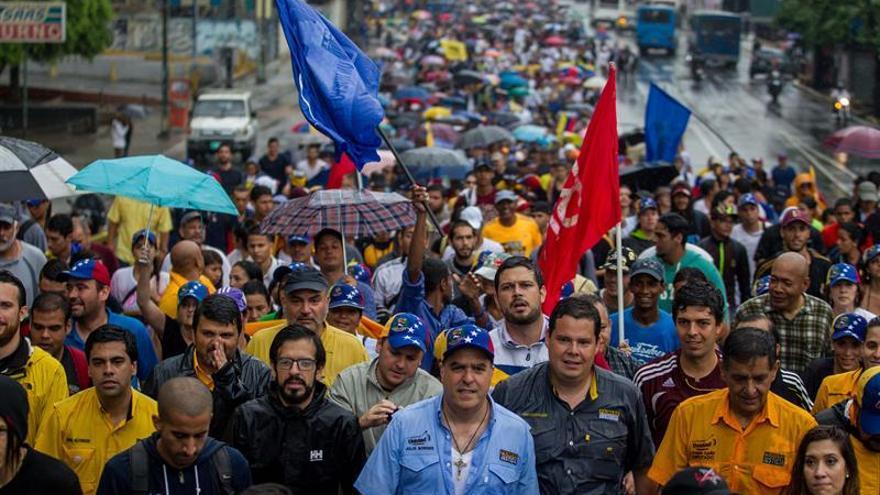 Sube a seis la cifra de fallecidos por las protestas en Venezuela, según la oposición