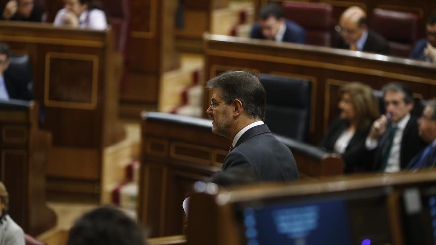 """Catalá ve """"inimaginable"""" que un gobernante incumpla la Constitución que le otorga sus competencias """"y no pase nada"""""""