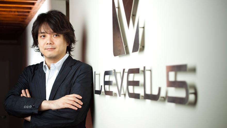 Akihiro Hino Level-5