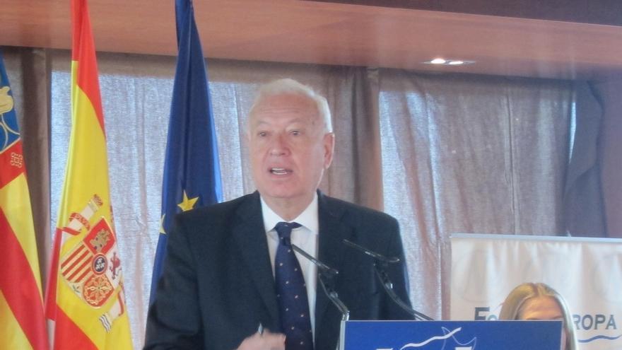 """Margallo espera que prospere la Corte Penal Internacional sobre terrorismo al contar con """"respaldo suficiente"""""""