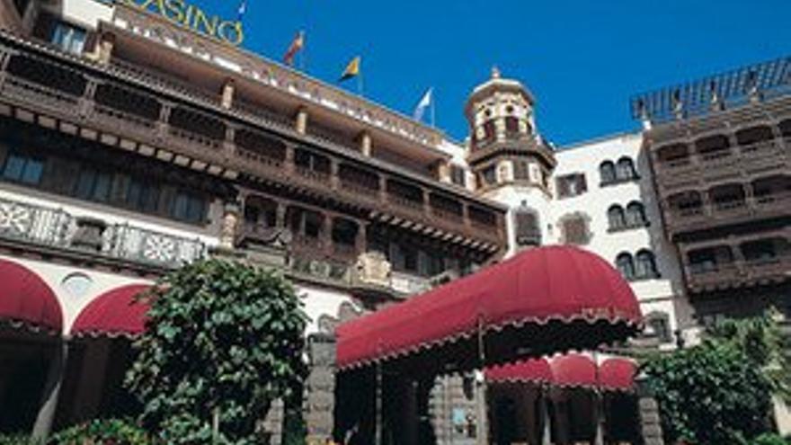 Hotel Santa Catalina.
