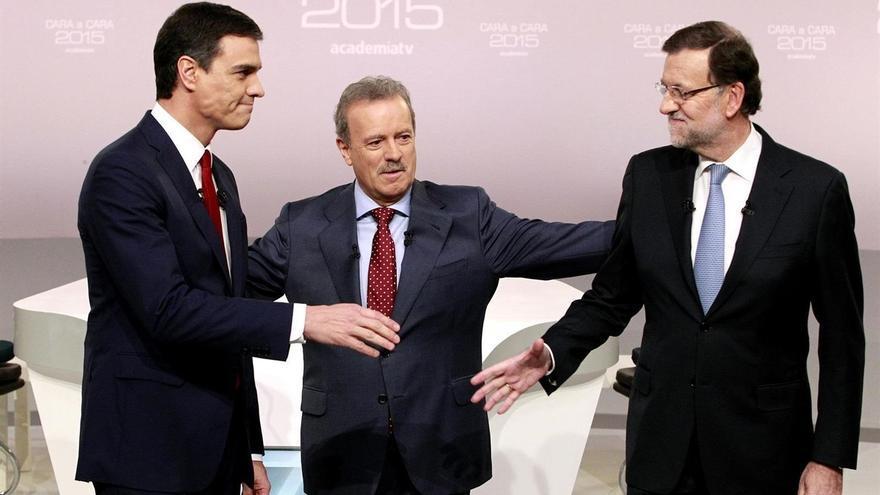 """El PP replica al PSOE que Rajoy no tiene """"miedo"""" a los debates, pero no aclara qué formato prefiere"""