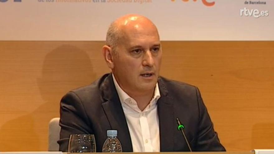 Urbano García Alonso Canal Extremadura RTVE director general