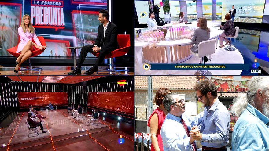 Algunas de las últimas apuestas de TVE